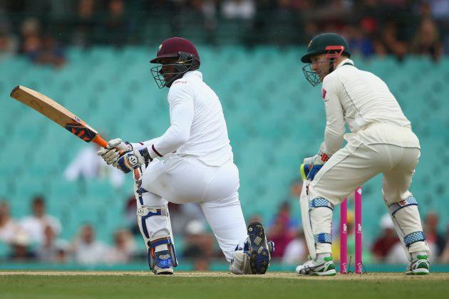 Brathwaite smashes half-century on rain-hit day - Cricket News