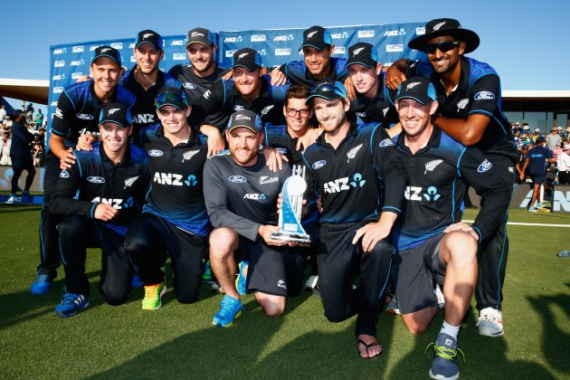 Guptill, Henry seal series for New Zealand