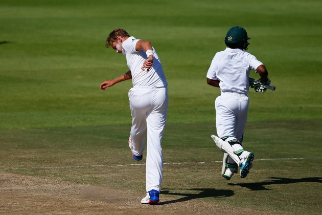 Stuart Broad fined for breaching ICC Code of Conduct - Cricket News