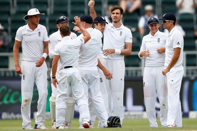 England noses ahead after fascinating day - Cricket News