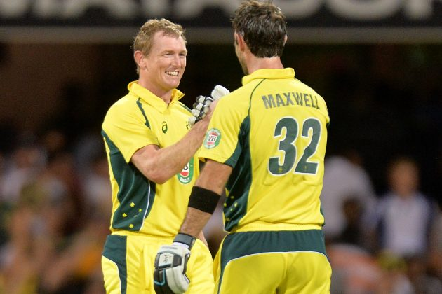 Bailey trumps Rohit as Australia goes 2-0 up - Cricket News