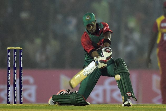 Sabbir fetches Bangladesh 1-0 lead - Cricket News