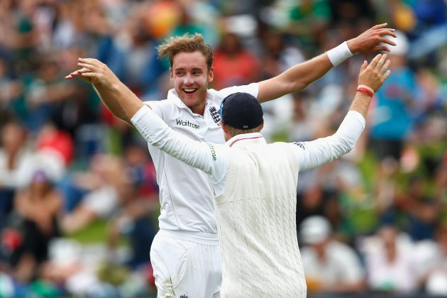 Broad becomes number-one ranked Test bowler - Cricket News
