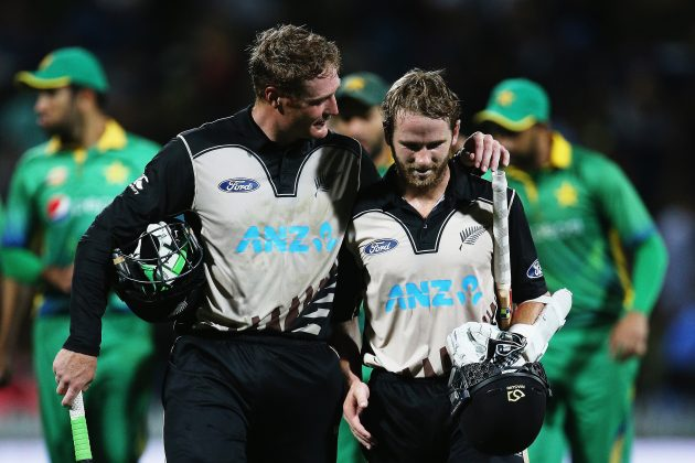 Guptill, Williamson haul New Zealand level with record stand - Cricket News