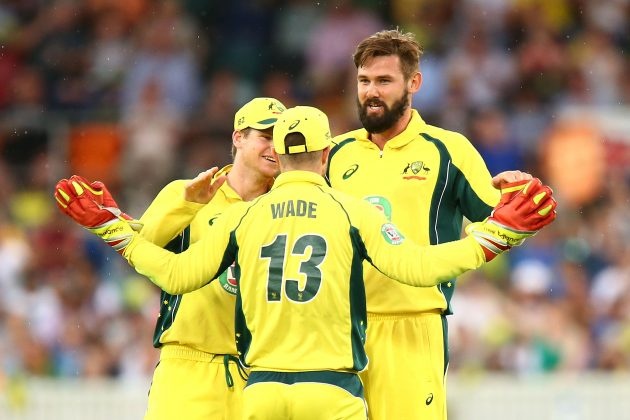 Richardson triggers collapse as Australia goes 4-0 up - Cricket News