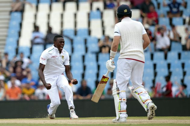 Rabada seven pushes England back - Cricket News