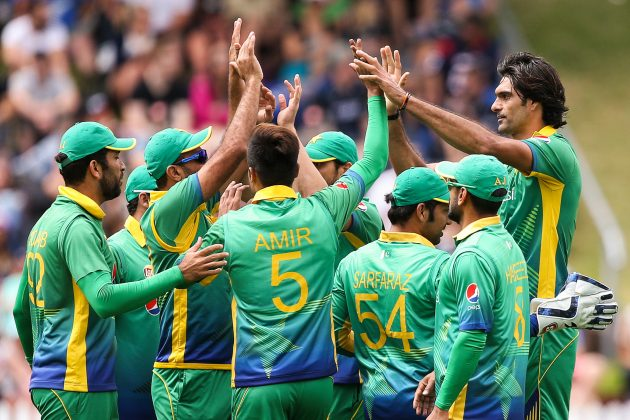 Pakistan seeks improvement with series on the line