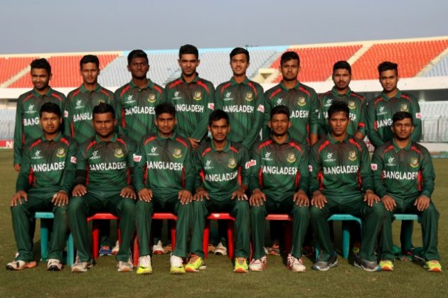 Bangladesh's Sanjit Saha reported for suspect bowling action - Cricket News