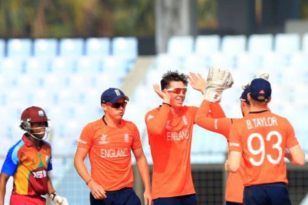 England step closer to quarter-finals with second successive win  - Cricket News