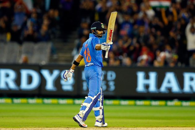 All-round India roars to T20I series win - Cricket News