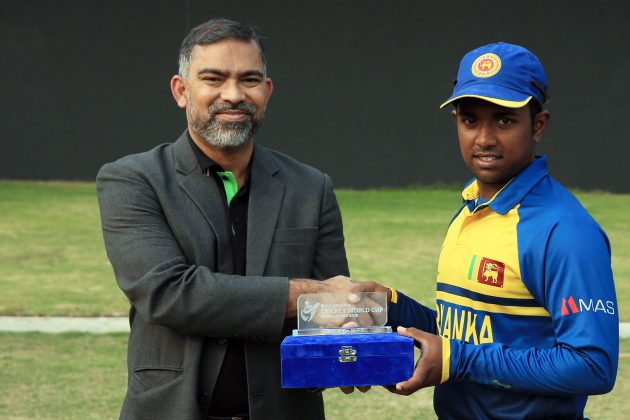 Asalanka the star as Sri Lanka U19 enters quarter-finals - Cricket News