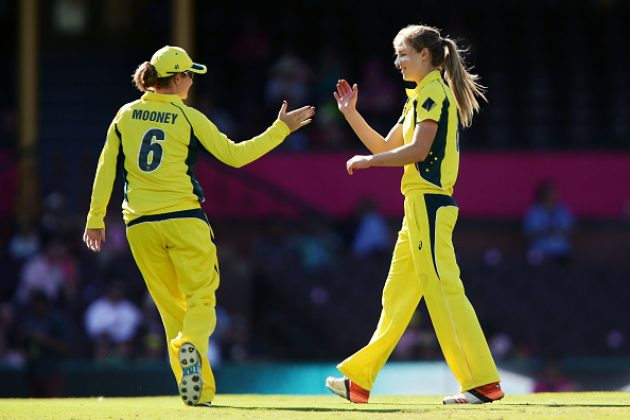 All-round Perry prevents clean sweep for India Women - Cricket News