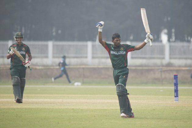 Nazmul pilots Bangladesh U19 to quarter-final - Cricket News