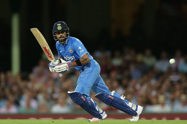 ​Imperious Kohli powers India to final - Cricket News