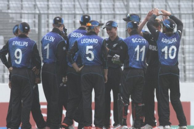 New Zealand, South Africa enter Plate semi-finals - Cricket News