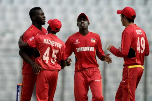 Snyder, all-round Ives take Zimbabwe to six-wicket win
