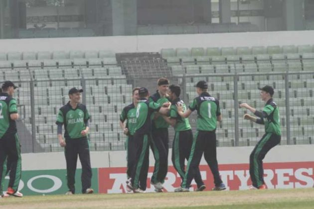 Ireland racks up maiden win - Cricket News