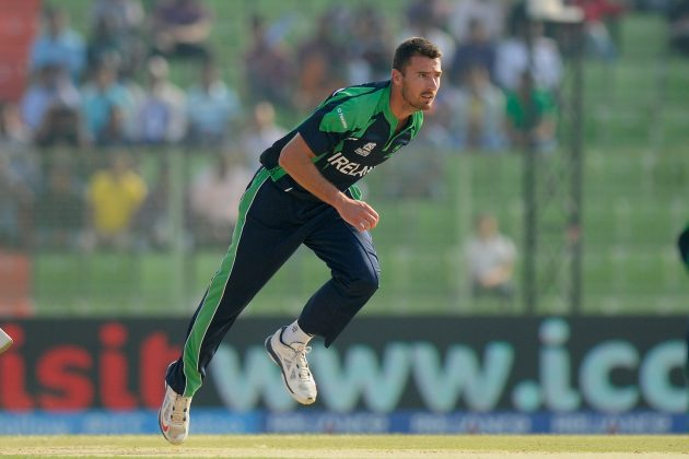 Sorensen, Dockrell steer Ireland to series win - Cricket News