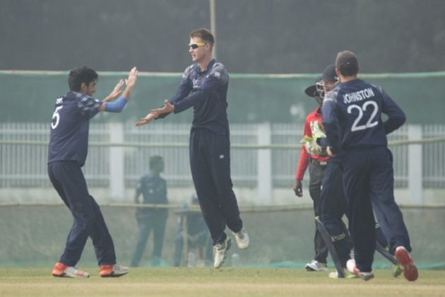 Scotland overcomes spirited Fiji - Cricket News