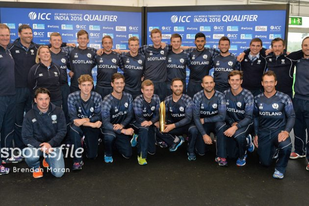 Scotland announce ICC World Twenty20 Squad - Cricket News