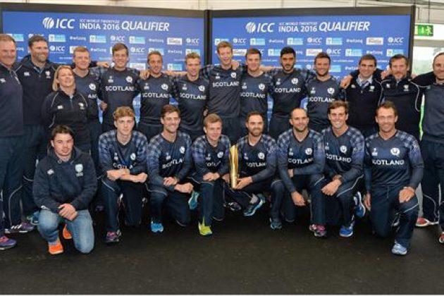 Scotland announce ICC World Twenty20 Squad - Cricket News