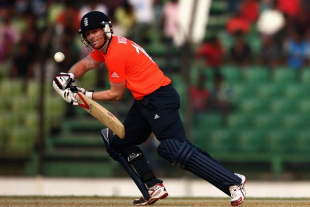England names ICC World Twenty20 Squad for India