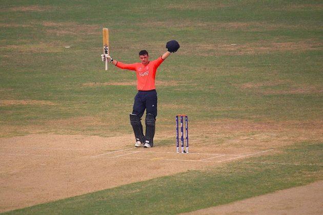 Burnham hits third century as England routs Namibia - Cricket News