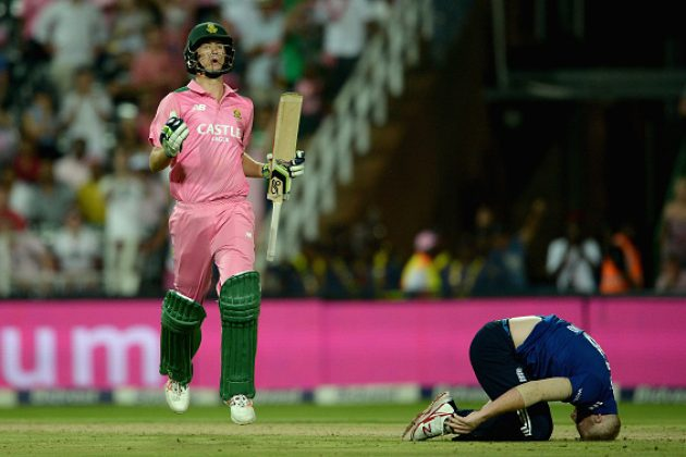 Morris blitz helps South Africa make it 2-2 - Cricket News