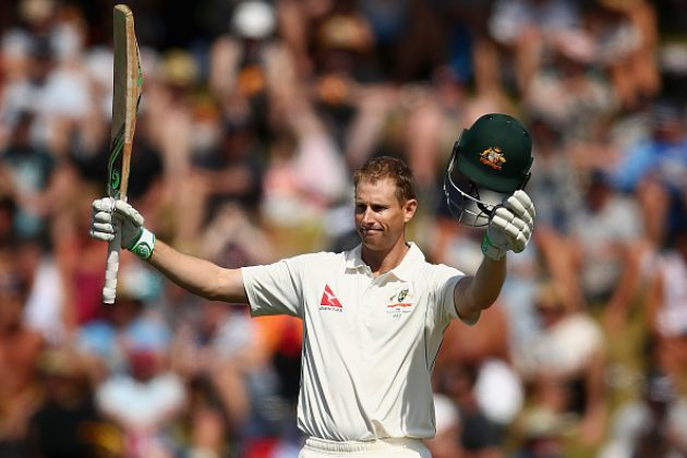 Khawaja, Voges tons give Australia big lead