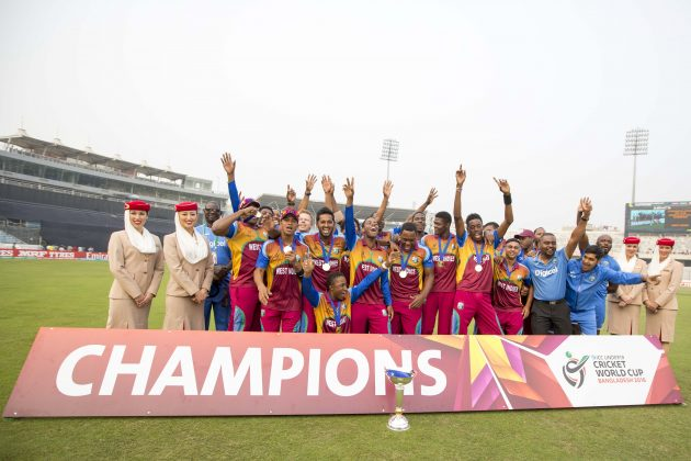 West Indies wins maiden ICC U19 Cricket World Cup - Cricket News