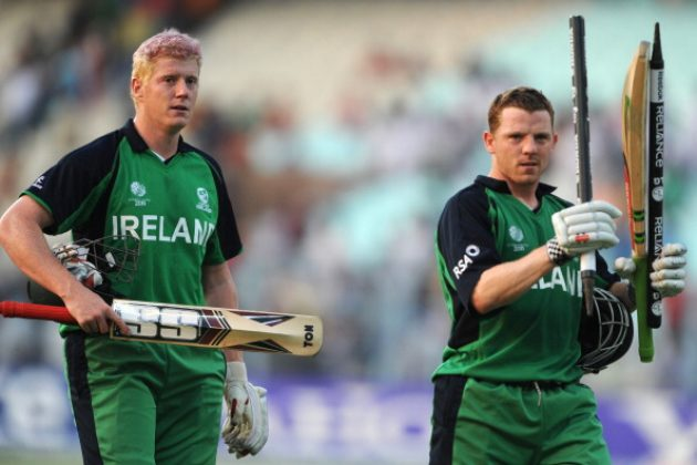 O'Brien brothers star for Ireland - Cricket News