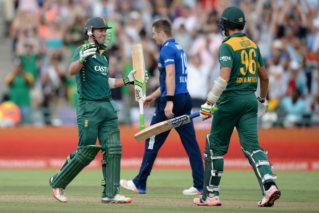 De Villiers seals series for South Africa - Cricket News
