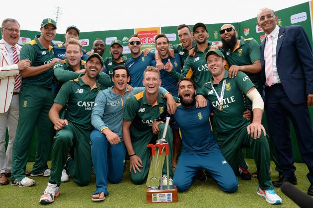 Opportunity for South Africa to move up to second position  - Cricket News