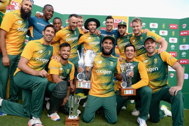 De Villiers, Amla propel South Africa to series win