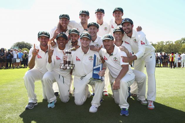 Australia reclaims top ranking with 2-0 series win  - Cricket News