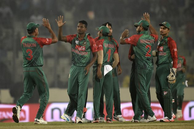 Mortaza, Mustafizur shine in Bangladesh win - Cricket News