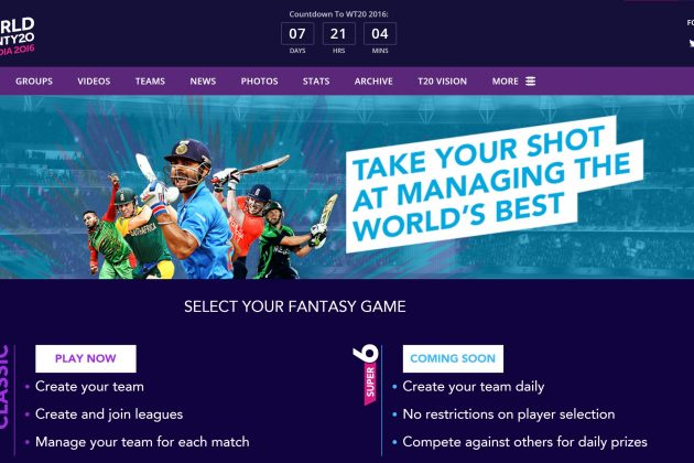 ​ICC Fantasy League – don't miss the starting gun - Cricket News
