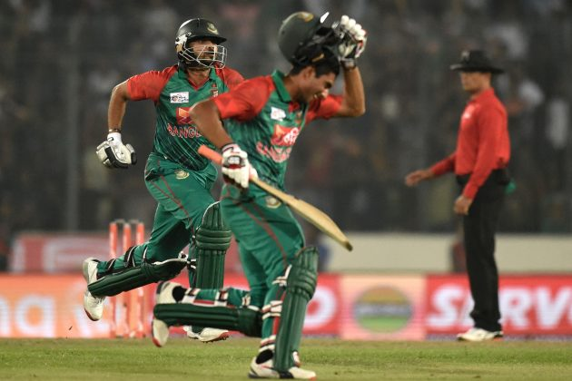 Plucky Bangladesh sets up final against India - Cricket News