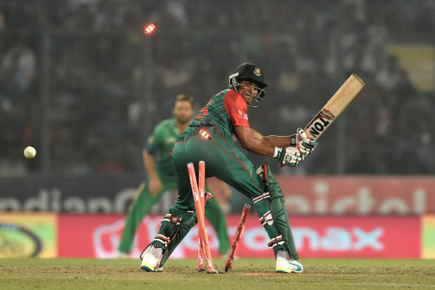 Bangladesh's Shakib Al Hasan reprimanded for breaching ICC Code of Conduct - Cricket News