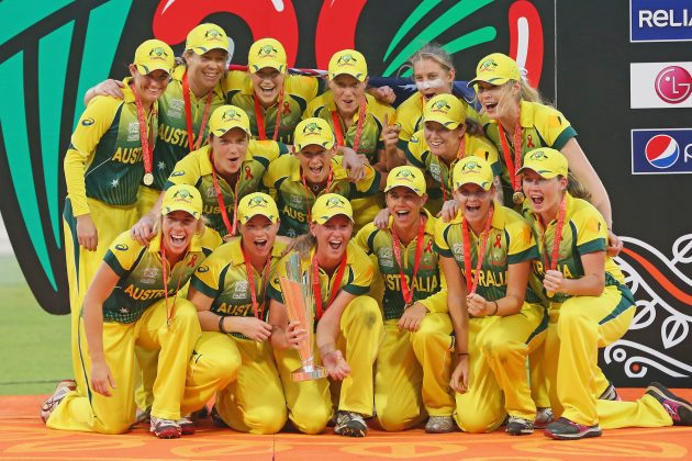 No.1 ranked Australia favourite to win fourth consecutive ICC Women's World Twenty20 title  - Cricket News