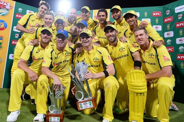 Australia retains top ODI position following annual update - Cricket News