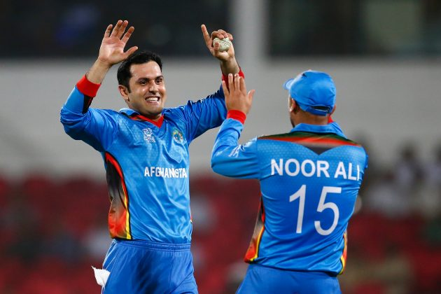 Afghanistan's Nabi reprimanded for breaching ICC Code of Conduct - Cricket News