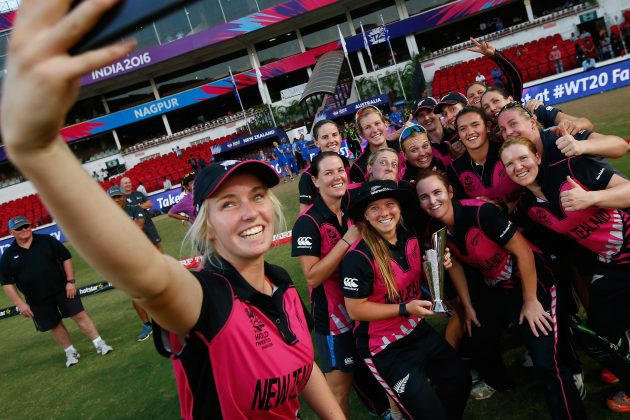 New Zealand Women makes it four in four as well