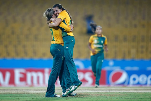 ​Luus stars for South Africa with five-for