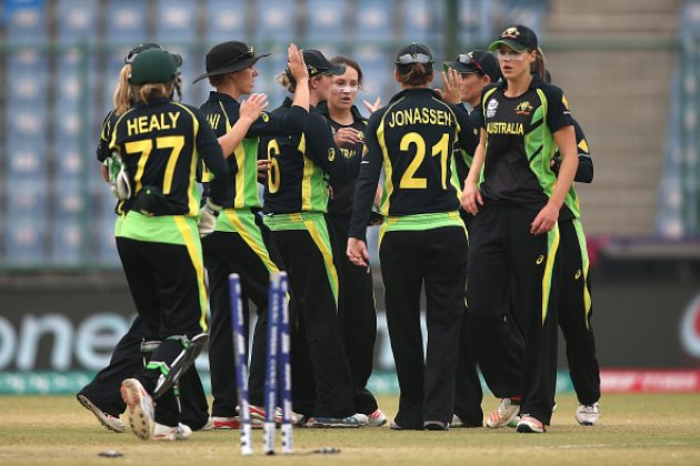 Australia Women V Ireland Women World T20 Preview - Match 16
