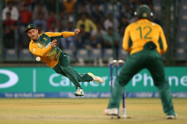 Du Plessis fined 50 per cent of his match fee - Cricket News