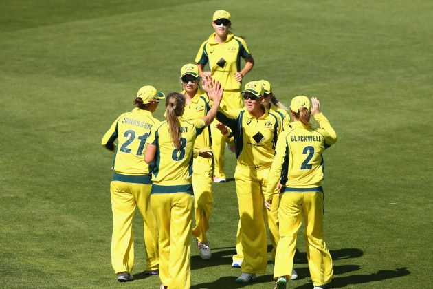 ​Australia takes sole lead in the ICC Women's championship - Cricket News