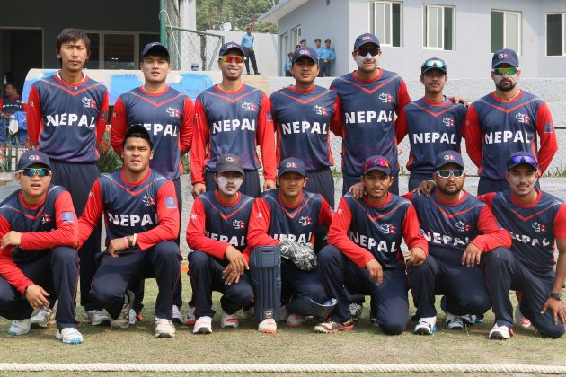 Nepal jumps to fifth in the World Cricket League Championship after series victory over Namibia at home - Cricket News