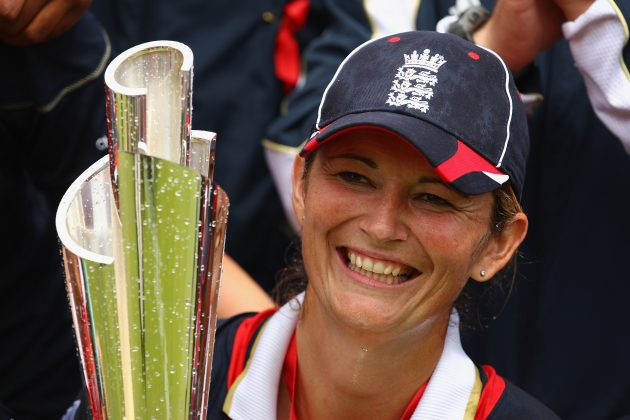 ICC congratulates Charlotte Edwards on a successful international career