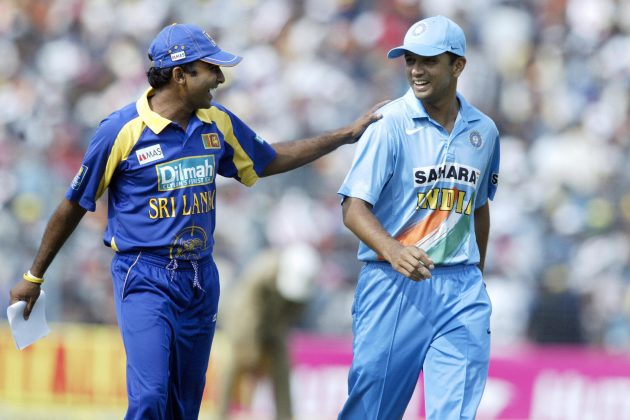 Dravid and Jayawardena appointed to ICC Cricket Committee - Cricket News